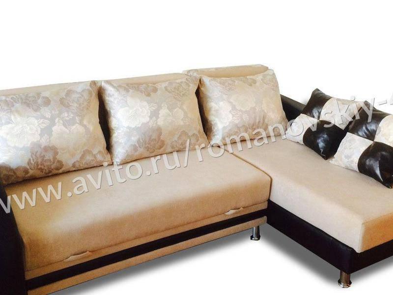 7777 диван угловой микровелюр гарантия цена 24310 рублей