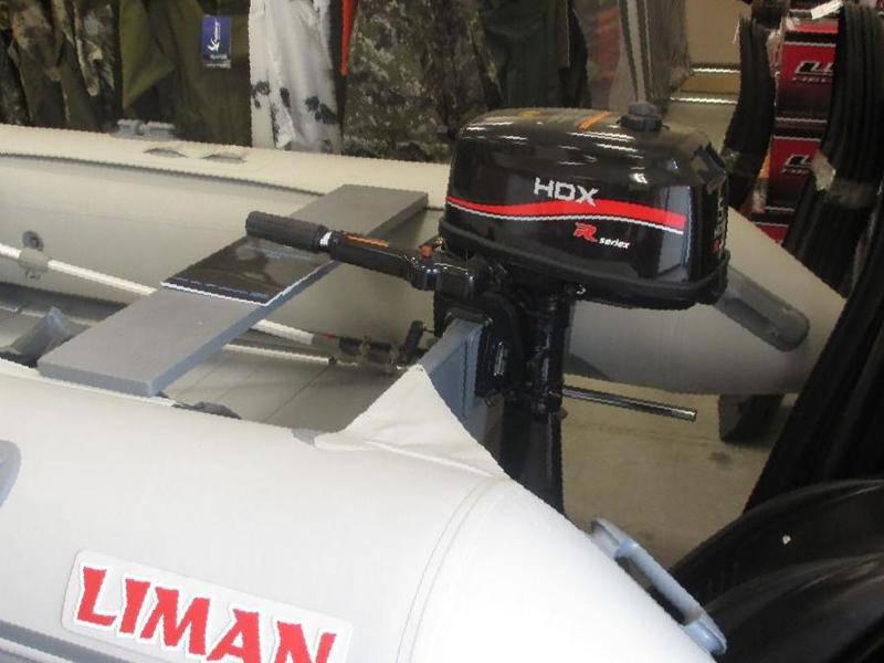 Ремонт лодок hdx