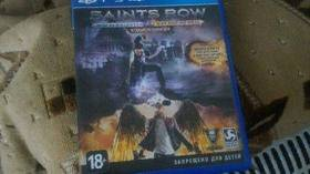 Saints row ps4 обмен