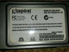 Kingston Fast Ethernet Adapter 10/100 tx