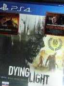 Dying Light Sony Playstation 4