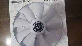BitFenix Spectre Pro LED White 200mm, бу