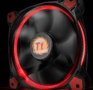 Thermaltake Riing 12 LED Red(3шт. )