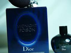Духи Christian Dior Midnight Poison Elixir. Диор