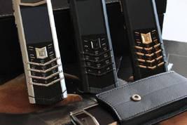 Телефон Vertu Signature Stainless Steel Alligator