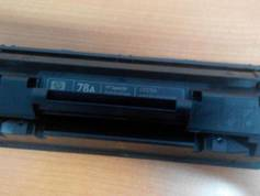 Картридж hp CE278A Black