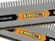 Corsair ddr2 2gb, 2 планки CM2X2048-6400C4DHX, бу