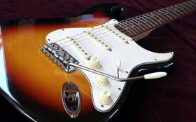 Fender Squier stratocaster (Japan)