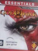 Продам God of War на PS3