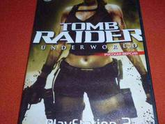 Tomb Raider Underworld Игра для playStation-2