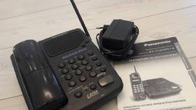 Беспроводной телефон 900 мгц Panasonic, бу