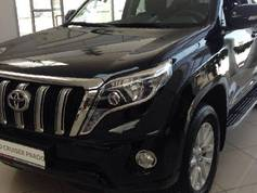 Toyota Land Cruiser Prado, 2016 г.в., б/у