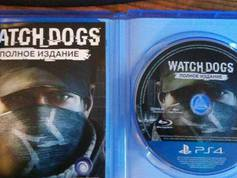 Watch dogs Playstation 4 PS4