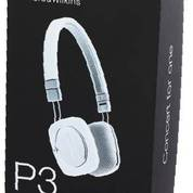Наушники Bowers Wilkins P3 White новые