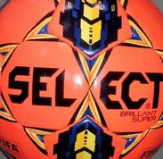 Мяч ф/б select Brilliant Super N5 orange fifa 2015