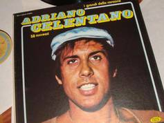 Adriano Celentano. 4LP BOX. NM(italy)