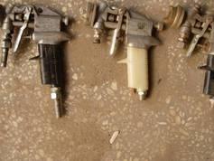 Пистолеты для нанесения краски, бу